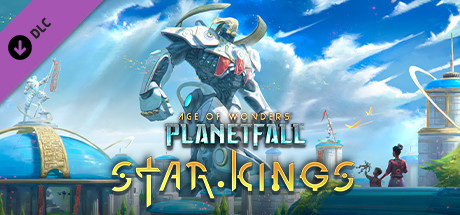 AGE OF WONDERS: PLANETFALL - STAR KINGS PC Game Free Download
