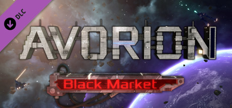 AVORION - BLACK MARKET PC Game Free Download