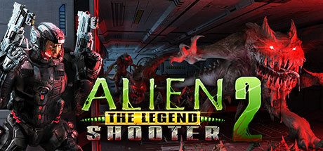 Alien Shooter 2 The Legend PC Game Free Download