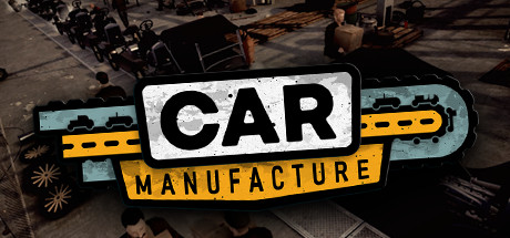 CAR MANUFACTURE PC Game Free Download