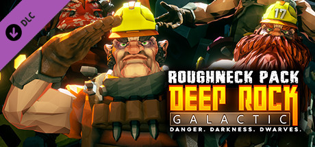 DEEP ROCK GALACTIC ROUGHNECK PACK PC Game Free Download