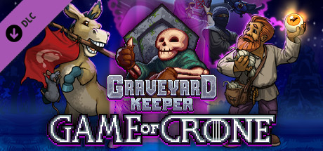 GRAVEYARD KEEPER OF CRONE PC Game Free Download