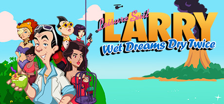 Leisure Suit Larry Wet Dreams Dry Twice PC Game Free Download