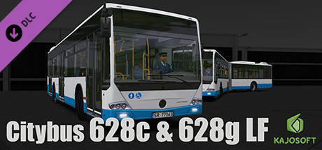 OMSI 2 Add-on Citybus 628c & 628g LF PC Game Full Free Download