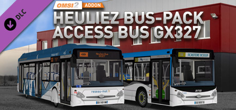 OMSI 2 Add on Heuliez Bus-Pack Access Bus GX327 Game Download