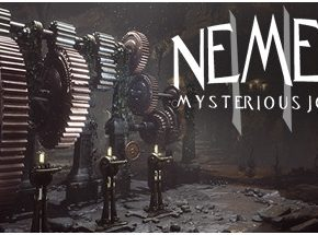 Nemezis Mysterious Journey III Download Game Free for PC
